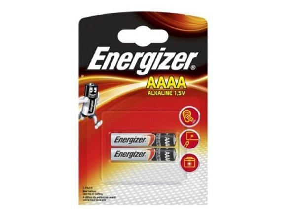Batterien Energizer Spezial AAAA 1.5V LR61/AM5/E96 2Stück