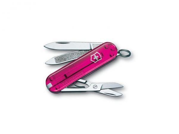 Messer Victorinox Classic Line klein Classic, 58mm pink