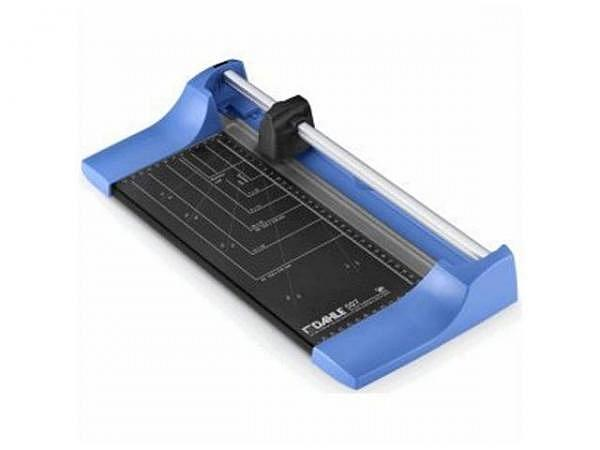 Schneidmaschine Dahle Rollschnitt 507 Color ID easy blau