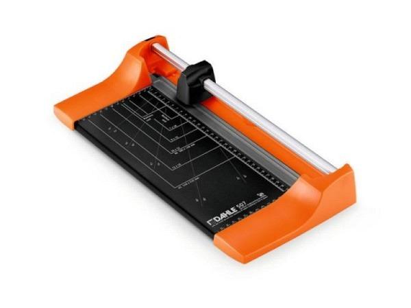 Schneidmaschine Dahle Rollschnitt 507 Color ID orange