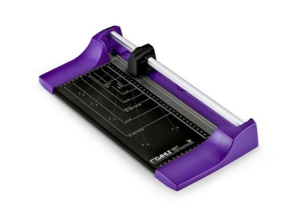 Schneidmaschine Dahle Rollschnitt 507 Color ID lila
