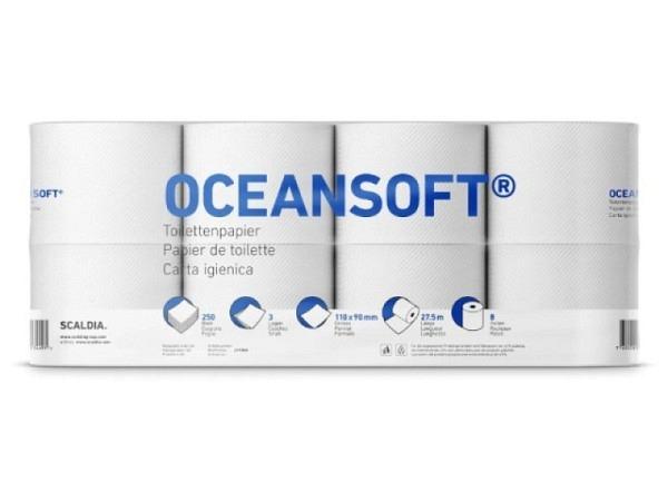 Toilettenpapier 3lagig
