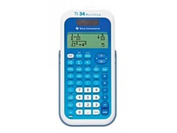 Taschenrechner Texas Ti-34 MultiView