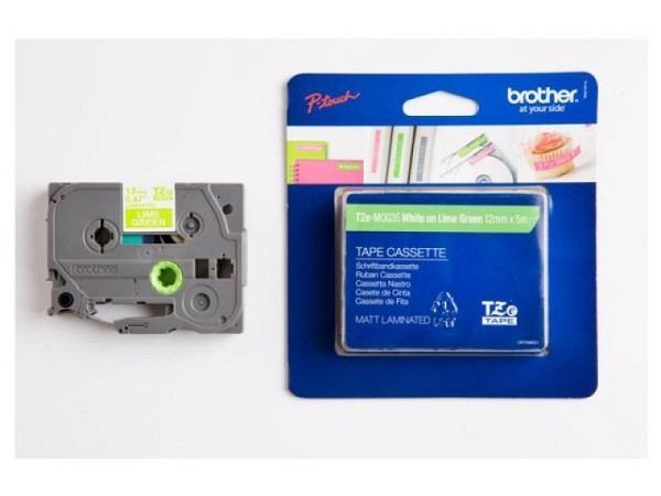 Beschriftungsband Brother P-Touch TZe 12mm breit