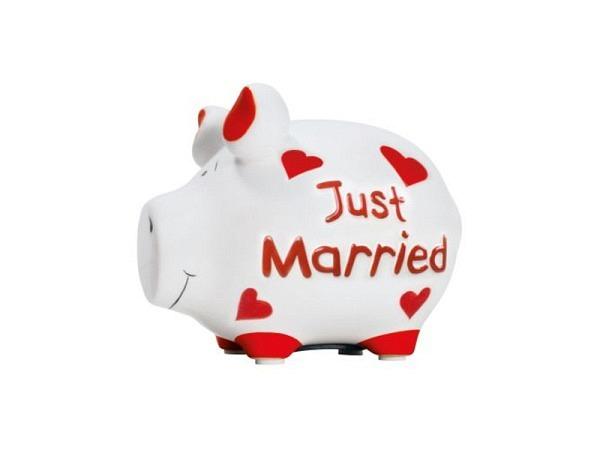 Geldkassette Roost Panda im Kartonbox, 12x10x10cm
