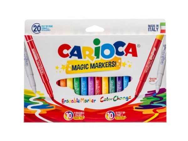 Filzstift Carioca Color Change 20er Set