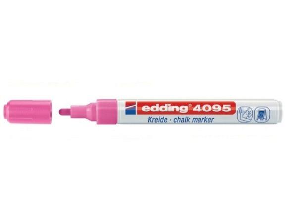 Filzstift Edding 4095 Kreidemarker 3mm neonpink
