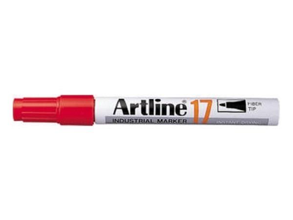 Filzstift Artline Industial Marker 17 rot