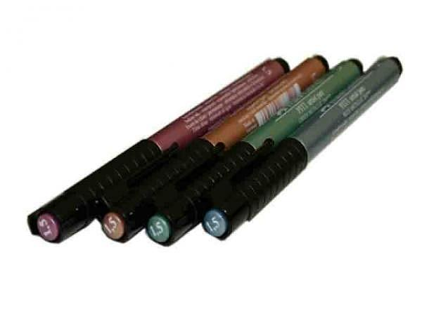 Filzstift Faber-Castell Pitt Artist Pen 1,5mm blau metallic 292