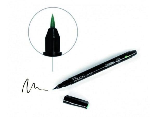 Pinselstift Touch Liner Brush 0,05-3mm schwarz