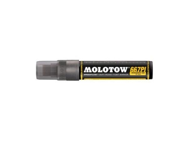 Filzstift Molotow Speedflow Chemical Black 367PI 4-8mm