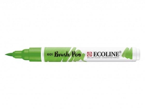 Pinselstift Talens Ecoline Brush Pen hellgrün 601