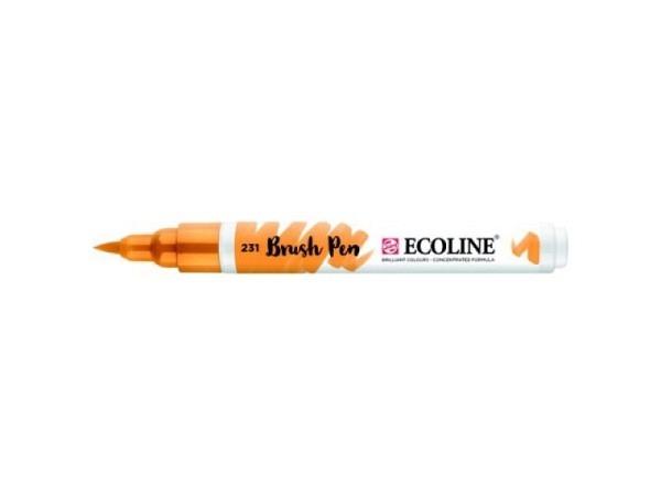 Pinselstift Talens Ecoline Brush Pen Gold Ocker 231
