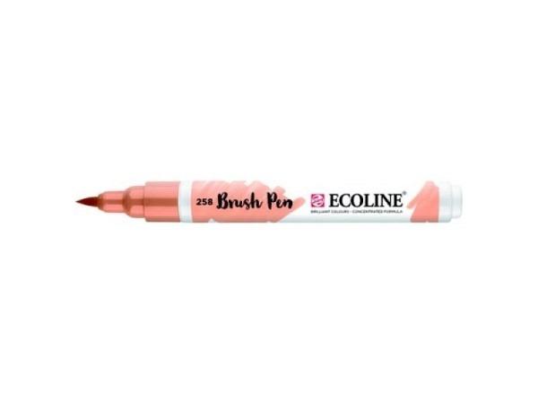 Pinselstift Talens Ecoline Brush Pen Aprikose 258