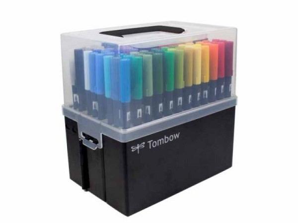 Filzstift Tombow ABT Dual Brush Pen Set 108er Tischdisplay