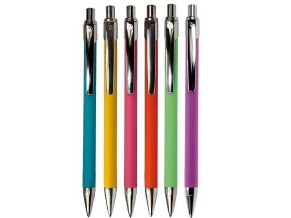 Kugelschreiber Ballograf Rondo FUN farbig sortiert