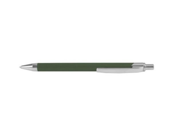 Kugelschreiber Ballograf Rondo grün, blaue Mine