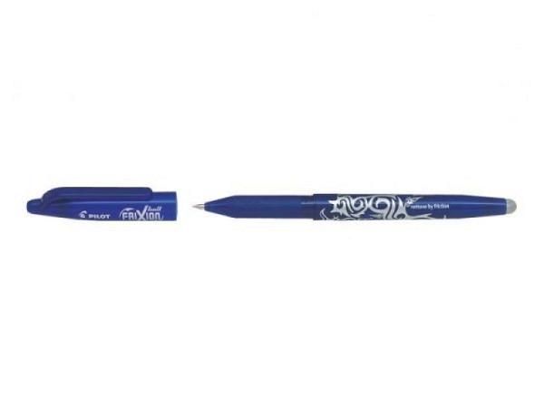 Roller Pilot Frixion blau radierbarer Stift 0,7mm breit