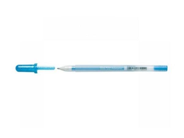 Roller Sakura Gelly Roll Metallic Stift blau 36