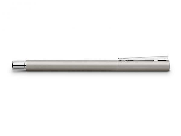 Roller Faber-Castell Neo Slim Edelstahl matt