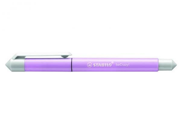 Roller Stabilo beYou Rollerball pastell lila