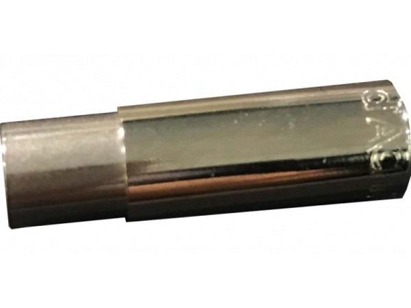 Ersatzkappe Caran d'Ache silber zu Modell 844 neue Version