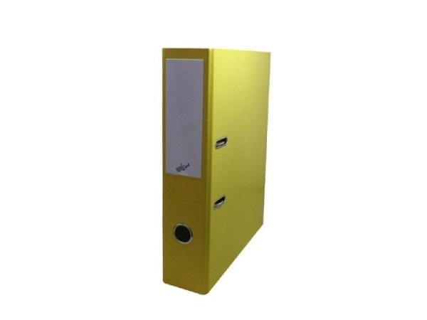 Ordner Büroline A4 2Ring 7cm gelb