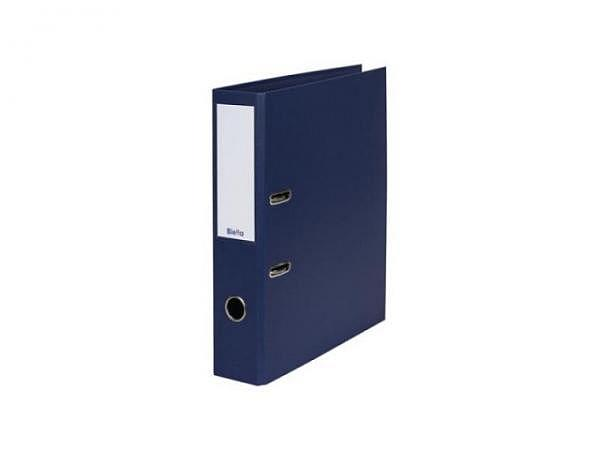 Ordner Biella Recycolor A4 7cm blau