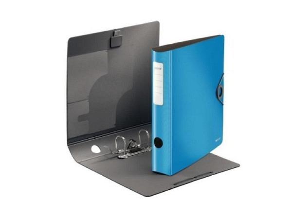 Ordner Leitz Solid 180Grad blau 62mm