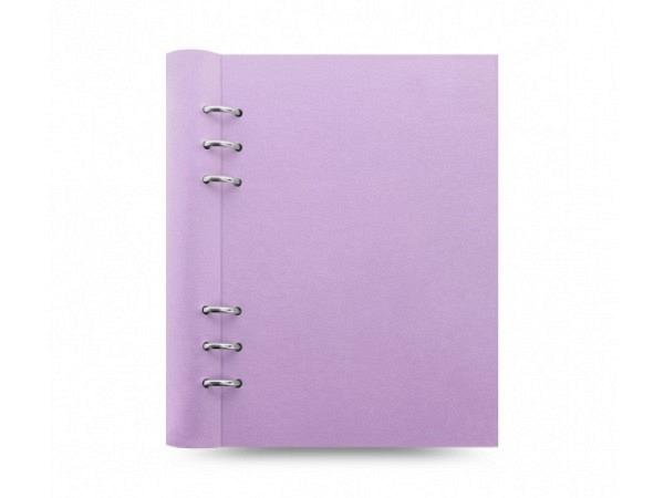 Ringbuch Filofax Clipbook A5 hell lavendel