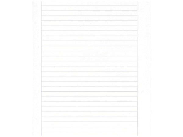 Ringbucheinlagen Ingold Biwa Schreibpapier A4 5mm liniert mit Rand, 500 Blatt