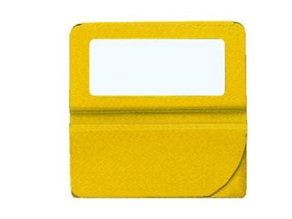 Reiter Exacompta Kartenreiter Metall 25mm breit gelb 48Stk.