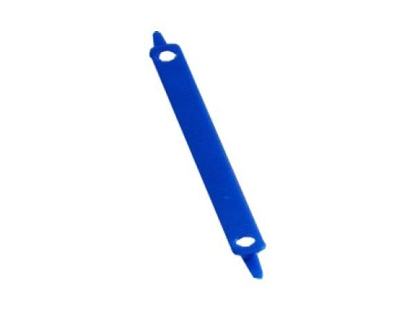 Abheftstreifen Reli Clip schmal blau 1Stk.