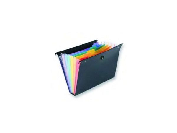 Hängemappe Viquel Rainbow Class mit 6 Fächern