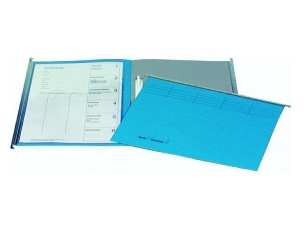 Hängemappe Biella Vetro Mobil Registermappe blau 25x32cm