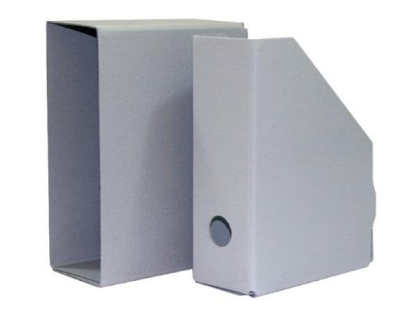 Archivschachtel Pan Stehsammler für A5 mit Schuber 1,3mm