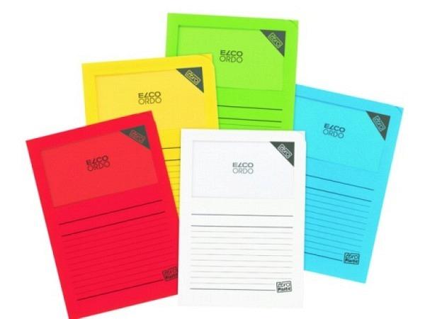 Sammelbox Eurobox A4 35mm m.Gummi schwarz