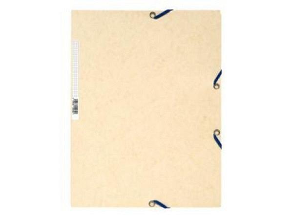 Pendenzenmappe Exacompta beige A4 3Klappen, 400g/qm