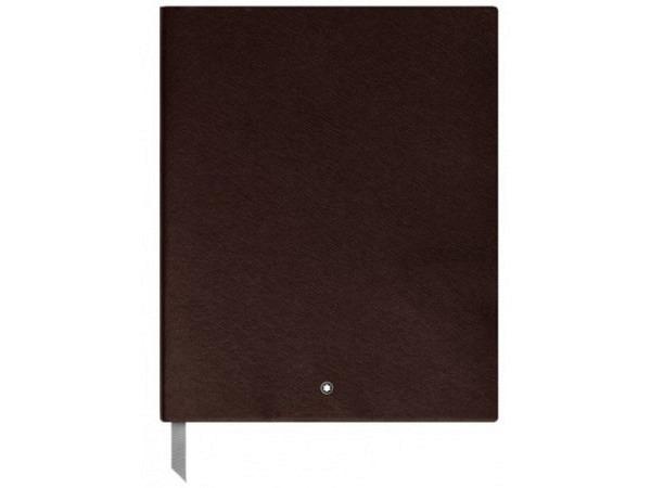 Notizbuch Montblanc tabacco 210x260mm blanco