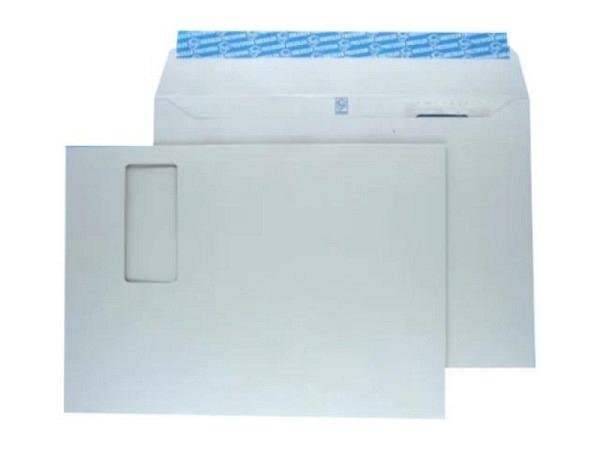 Couverts C4 mit Fenster Goessler Renova 120g grau 250Stk
