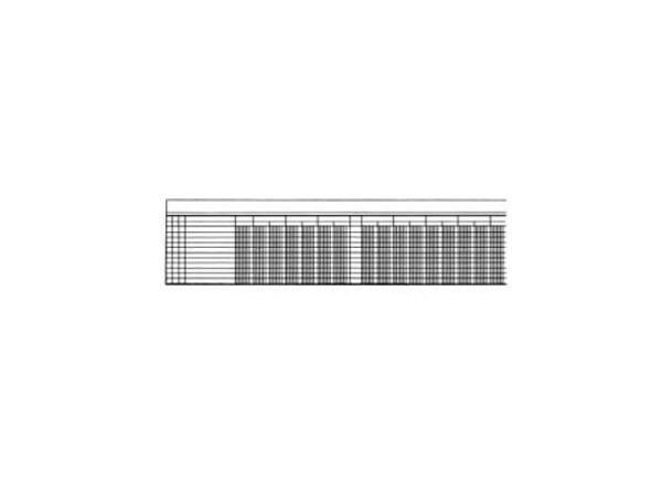 Amerikanisches Journal Simplex 35x21 20S 11Konti