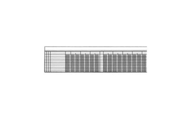 Amerikanisches Journal Simplex 45x30 20S 13Konti