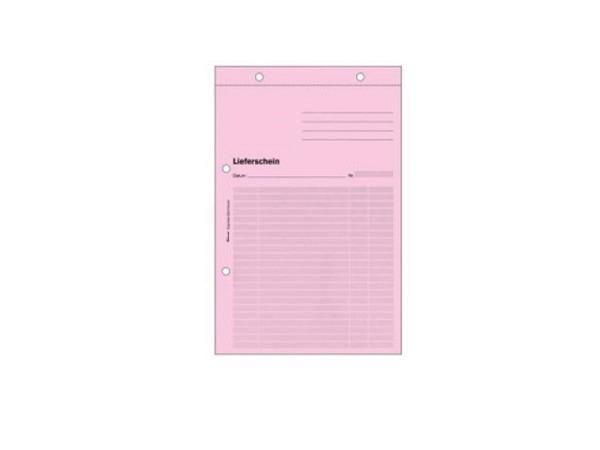 Lieferschein Favorit A5 9531 OK 50x2 f. Schreibmas