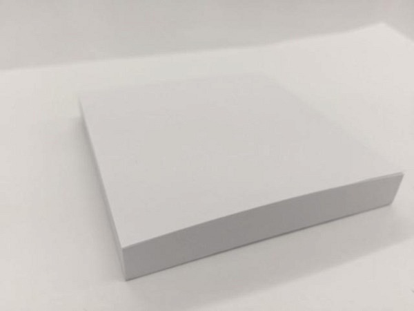 Haftnotizen Post-it 74x74mm weiss