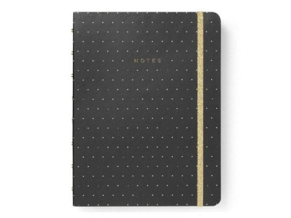 Notizbuch Montblanc grün 150x210mm liniert