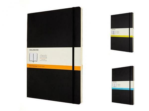 Notizbuch Moleskine Classic Collection Softcover A4