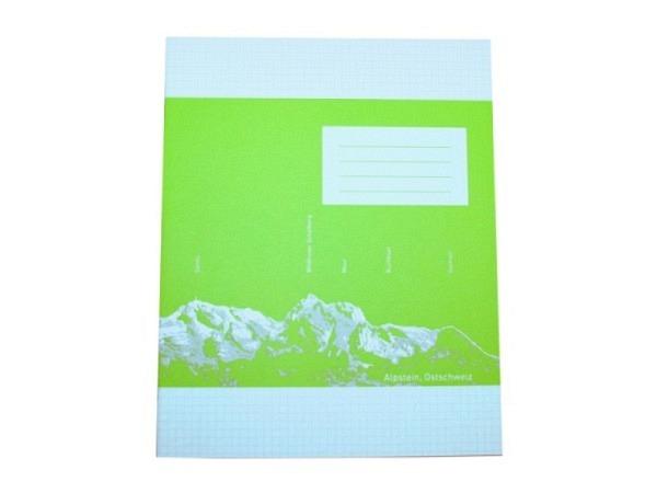 Heft Ingold Biwa Schreibpapier Stab 4 4mm kariert ohne Rahmen