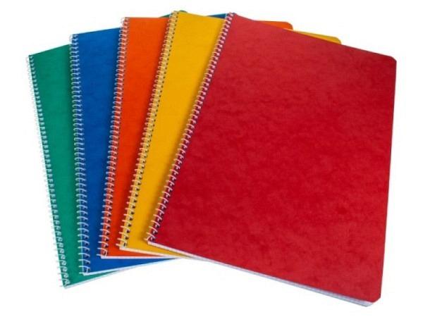 Heft Büroline Papierumschlag A4 blanko