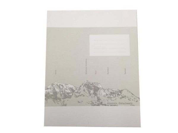 Heft Ingold Biwa Schreibpapier Stab 4 E5 blanko