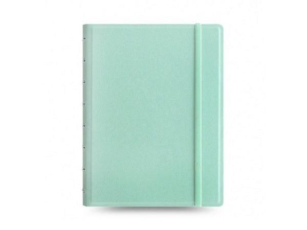 Notizbuch Filofax Notebook Classic Pastels A5 hellgrün